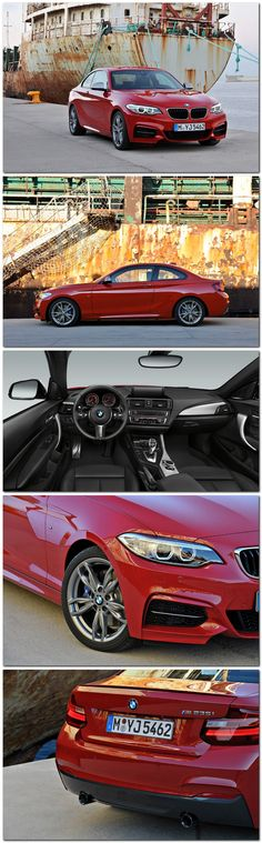 The new BMW 2 Series Coupe (10/2013)