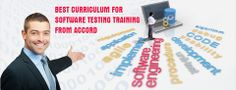 If you want to start your dream career, you can join in the testing training in Chennai, are provided job placement in quickly after completing in training for Accord Info Matrix.