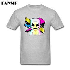 6488a1ac003adb  gt  gt  Click to Buy  lt  lt  Marshmello Music Men T Shirts