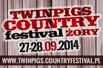 Poczuj klimat Dzikiego Zachodu na Twinpigs Country Festival!