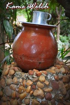 Paraguay drank a lot of well water out of one of these!