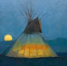 Tom Gilleon art