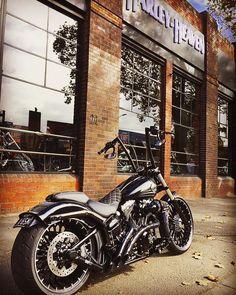 "2,942 curtidas, 10 comentários - Harley-Davidson Softail (@softailgram) no Instagram: ""Thanks for sharing: [ @mattyyc6 ] ••••••••••••••••••••••••••••••••••••••••••••••• Follow…"""