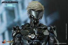 Hot Toys unveiled Metal Gear Rising: Revengeance Raiden: