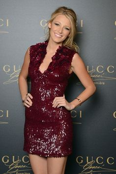 Blake Lively Gucci Premiere Beauty Interview - Gossip Girl (Vogue.com UK)