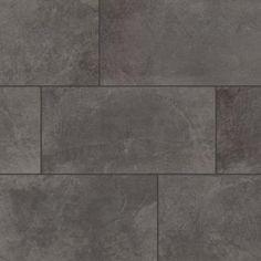 Merola Tile Attica Beige 16-7/8 in. x 16-7/8 in. Ceramic Floor and Wall Tile (14.15 sq. ft. / case)-FAZ18ATB - The Home Depot Ceramic Floor Tiles, Bathroom Floor Tiles, Porcelain Floor, Home Depot Bathroom Tile, Slate Bathroom, Slate Kitchen, School Bathroom, Kitchen Stuff, Kitchen Backsplash