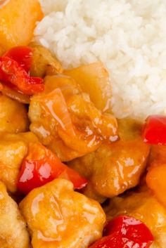 Everyone+loves+sweet+and+sour+chicken+and+using+the+slow+cooker+for+this+dish+is+so+straightforward...