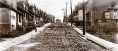 73rd st in 1931. North Bergen,NJ.
