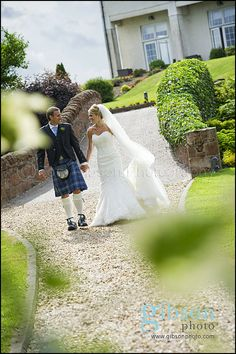 Weddings in Scotland, Lochside House Hotel