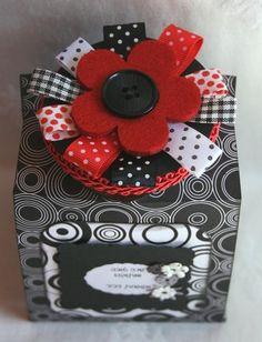 honey box - gift new year