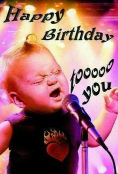 happy birthday greetings / happy birthday wishes & happy birthday & happy birthday wishes for a friend & happy birthday funny & happy birthday wishes for him & happy birthday sister & happy birthday greetings & happy birthday quotes Happy Birthday Funny Humorous, Funny Happy Birthday Pictures, Happy Birthday Meme, Birthday Wishes Funny, Humor Birthday, Card Birthday, Birthday Ideas, Funny Happy Birthdays, Funny Birthday Message
