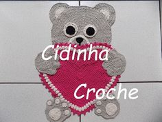 Croche- Passadeira Coruja Em Espiral- Passo  A Passo- Parte 4 - Final - YouTube