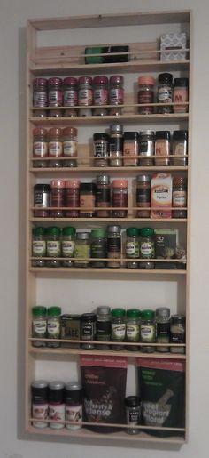 spice rack ideas | Wonderful Ikea Wall Hanging Spice Racks Design With Jars Ideas