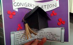 graduatuon card