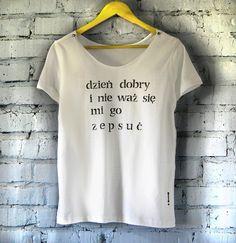 Koszulki i bluzy cena specjalna - kupuj online spośród 4.137 produktów na DaWanda