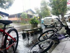 Jalan Diponegoro di Manado, Sulawesi Utara