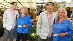 Benedict Cumberbatch Mother