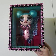 box made. each one will be different, just like each doll will be. Sculpture Art, Sculptures, Enchanted, Dolls, Box, Drawings, Frame, Artwork, Painting