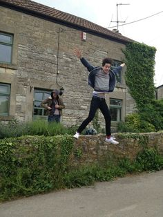 Dan believes he can fly Dan believes he can touch the sky