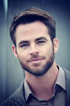 I love that Chris Pine always looks the tiniest bit cross eyed... As if he is standing really close to someone and his complete attention is on their face. It's just so wonderful, no matter how crazy it sounds.