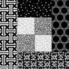 Free Quilt Block Patterns, M through S: Mock Log Cabin Quilt.- Free Quilt Block Patterns, M through S: Mock Log Cabin Quilt Block Pattern – … – Quilt Patterns - Édredons Cabin Log, Log Cabin Quilts, Log Cabins, Colchas Quilt, Patch Quilt, Block Quilt, Quilt Blocks Easy, Black And White Quilts, Black White