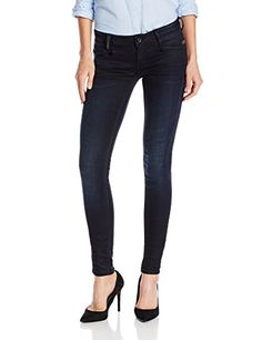 5ae203e51fcb Pepe Jeans Cosie - Jeans - Jegging - Femme. G-STAR Damen Skinny Jeanshose  Radar Smith Wmn - slander superstretch, Gr. W28