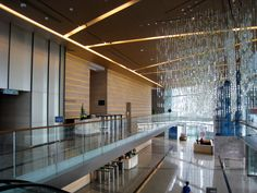 Grand Office Lobby International commerce centre - wikipedia, the free encyclopedia