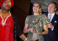 King Willem Alexander & Queen Maxima visits Chicago
