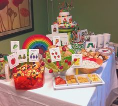 TVHC party ideas - DIY cake idea, etc.