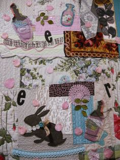 Roseの画像:砂川直子のsweet quilts