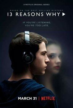Thirteen Reasons Why - I watched few episodes and yhden bought the book  my curiosity got the best of me