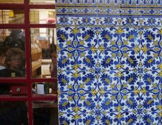 Portuguese culture is the way that pattern and design are part of everyday life.
