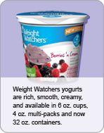Find a Weight Watchers® Product