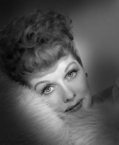 Lucille Ball - so 60ties and made me really laugh. Couldn't wait until the next show. Great b TV early 60.