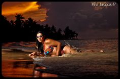 Lucia V.: Sunset - Mujeres