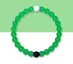 Find your balance - get a green lokai, plant a tree