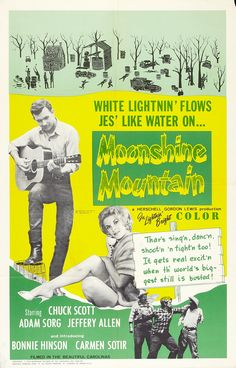 Moonshine Mountain (1964)