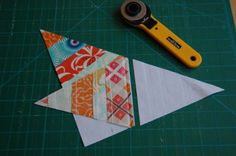 Quilt it: Tutorial spiderweb    When I first looked at this, I thought it was WAY beyond my skill level.  Then I looked closer.  This is a great tutorial!