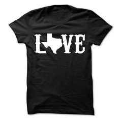 Texas Love T Shirt, Hoodie, Sweatshirt