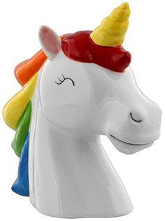 Einhorn/ Unicorn Spardose Keramik Puckator https://www.amazon.de/dp/B072BB8B7F/?m=A105NTY4TSU5OS
