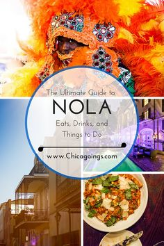 The Ultimate Guide to NOLA