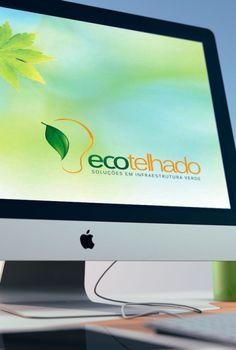 Cliente: Ecotelhado #portfolio #graphicdesign #contentmarketing #presentation