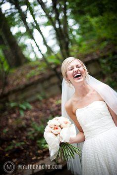 Christos Maribel inspired Polka Dot Wedding Gown....YES!
