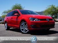 2015 Volkswagen Golf SportWagen Vehicle Photo in Peoria, AZ 85382