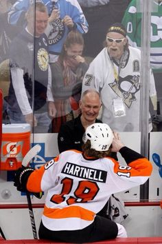 Scott Hartnell, remember this like it was yesterday☺
