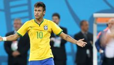 Neymar, van Persie y Robben lideran la tabla de goleo en Brazil