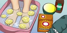 Low Energy Remedies This Lemon Foot Soak can Help Detoxify Your Whole Body – Great Remedies – Great Health Clogged Arteries, Clean Arteries, Toxic Foods, Foot Detox, Lack Of Energy, Best Diet Plan, Detox Your Body, High Blood Pressure, Pressure Points