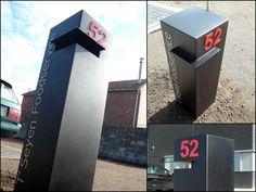 Brievenbus Corner
