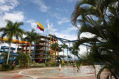 Playa Juncal Comfamiliar , Neiva, Huila, Colombia