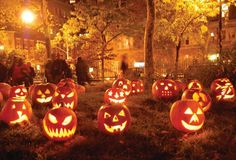Your 5-step guide to Salem Halloween